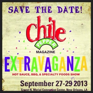 chilepepper extravaganza poster