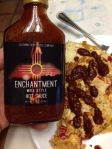 Enchantment adds a new dimension to a Spanish Omelet!